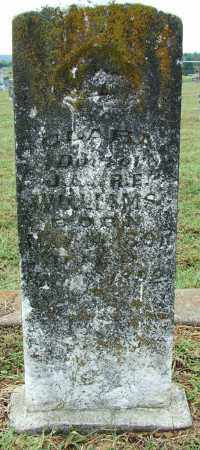 WILLIAMS, CLARA - Sebastian County, Arkansas | CLARA WILLIAMS - Arkansas Gravestone Photos