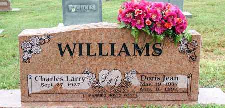 WILLIAMS, DORIS JEAN - Sebastian County, Arkansas | DORIS JEAN WILLIAMS - Arkansas Gravestone Photos