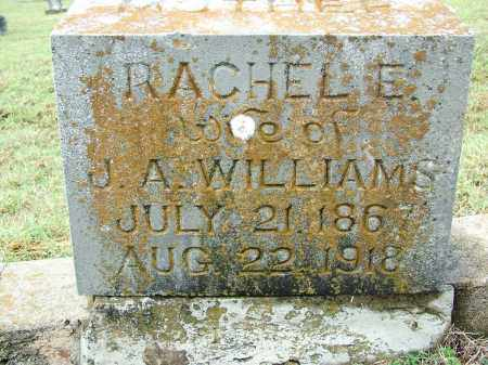 WILLIAMS, RACHEL E. - Sebastian County, Arkansas | RACHEL E. WILLIAMS - Arkansas Gravestone Photos