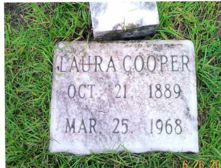 GRICE COOPER, LAURA - Sevier County, Arkansas | LAURA GRICE COOPER - Arkansas Gravestone Photos