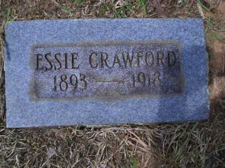 CRAWFORD, ESSIE - Sevier County, Arkansas | ESSIE CRAWFORD - Arkansas Gravestone Photos