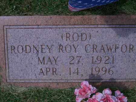 CRAWFORD, RODNEY ROY - Sevier County, Arkansas | RODNEY ROY CRAWFORD - Arkansas Gravestone Photos