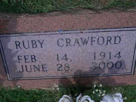 CRAWFORD, RUBY - Sevier County, Arkansas | RUBY CRAWFORD - Arkansas Gravestone Photos