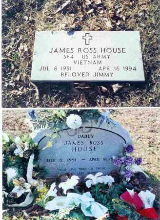 HOUSE (VETERAN VIET), JAMES ROSS - Sevier County, Arkansas | JAMES ROSS HOUSE (VETERAN VIET) - Arkansas Gravestone Photos