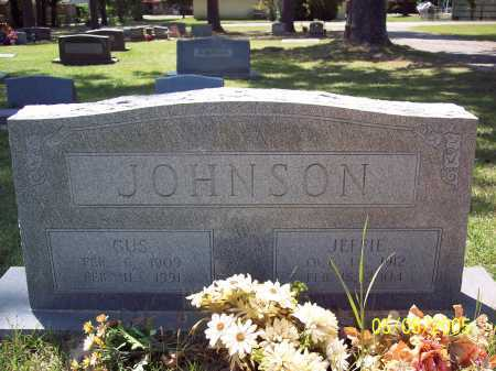 JOHNSON, GUS - Sevier County, Arkansas | GUS JOHNSON - Arkansas Gravestone Photos