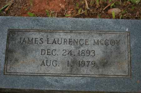 MCCOY, JAMES LAURENCE - Sevier County, Arkansas | JAMES LAURENCE MCCOY - Arkansas Gravestone Photos