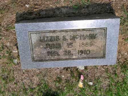 SMITH MCNARY, LIZZIE - Sevier County, Arkansas | LIZZIE SMITH MCNARY - Arkansas Gravestone Photos
