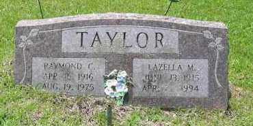 TAYLOR, LAZELLA M - Sevier County, Arkansas | LAZELLA M TAYLOR - Arkansas Gravestone Photos