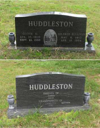 HUDDLESTON, GLENN O. - Sharp County, Arkansas | GLENN O. HUDDLESTON - Arkansas Gravestone Photos