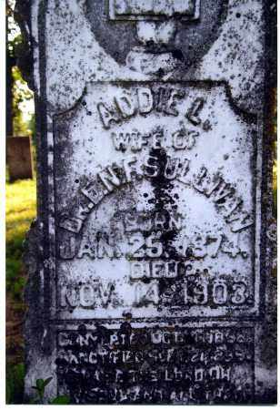 SULLIVAN, ADDIE L. - Sharp County, Arkansas | ADDIE L. SULLIVAN - Arkansas Gravestone Photos