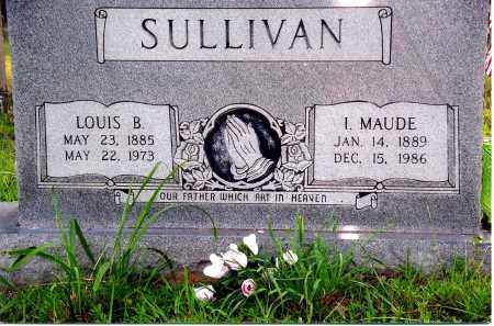 SULLIVAN, LOUIS BACON - Sharp County, Arkansas | LOUIS BACON SULLIVAN - Arkansas Gravestone Photos