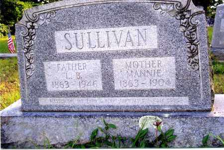 SULLIVAN, MARY MANNIE - Sharp County, Arkansas | MARY MANNIE SULLIVAN - Arkansas Gravestone Photos
