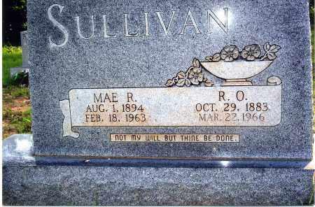 SULLIVAN, MAE - Sharp County, Arkansas | MAE SULLIVAN - Arkansas Gravestone Photos