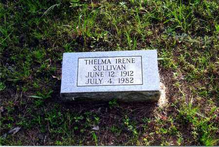 SULLIVAN, THELMA IRENE - Sharp County, Arkansas | THELMA IRENE SULLIVAN - Arkansas Gravestone Photos