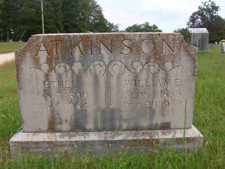 ATKINSON, WILLIAM ELMER - Sharp County, Arkansas | WILLIAM ELMER ATKINSON - Arkansas Gravestone Photos