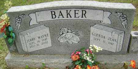 BAKER, JERRY WAYNE - Sharp County, Arkansas | JERRY WAYNE BAKER - Arkansas Gravestone Photos