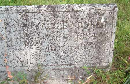"BAKER, MARY MARGARET ""MAGGIE"" - Sharp County, Arkansas 