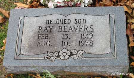 BEAVERS, RAY - Sharp County, Arkansas | RAY BEAVERS - Arkansas Gravestone Photos