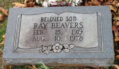 BEAVERS, RAY - Sharp County, Arkansas | RAY BEAVERS - Arkansas Gravestone Photos