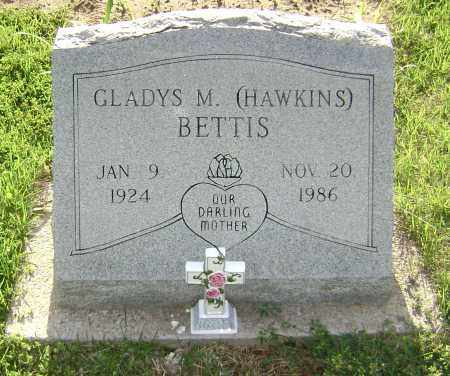 BETTIS, GLADYS M. - Sharp County, Arkansas | GLADYS M. BETTIS - Arkansas Gravestone Photos