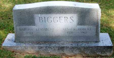 BIGGERS, LESTER ROBERT - Sharp County, Arkansas | LESTER ROBERT BIGGERS - Arkansas Gravestone Photos