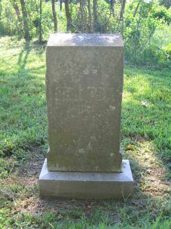 BIGGERS, REBECCA - Sharp County, Arkansas | REBECCA BIGGERS - Arkansas Gravestone Photos