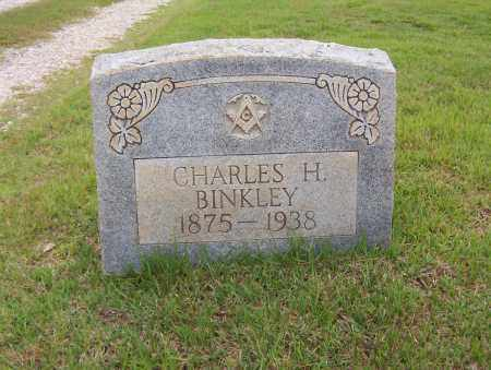 BINKLEY, CHARLES - Sharp County, Arkansas | CHARLES BINKLEY - Arkansas Gravestone Photos