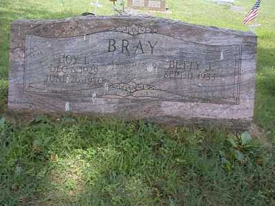 BRAY, COY LEE - Sharp County, Arkansas | COY LEE BRAY - Arkansas Gravestone Photos