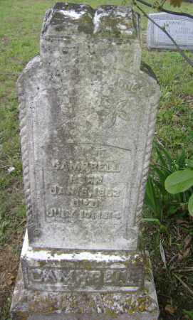 CAMPBELL, W T - Sharp County, Arkansas | W T CAMPBELL - Arkansas Gravestone Photos