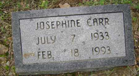CARR, JOSEPHINE - Sharp County, Arkansas | JOSEPHINE CARR - Arkansas Gravestone Photos