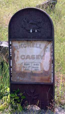 CASEY, RACHEL T. - Sharp County, Arkansas | RACHEL T. CASEY - Arkansas Gravestone Photos