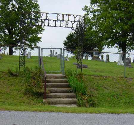 *GATE AND OVERVIEW,  - Sharp County, Arkansas |  *GATE AND OVERVIEW - Arkansas Gravestone Photos