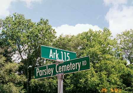 *ROAD SIGN,  - Sharp County, Arkansas |  *ROAD SIGN - Arkansas Gravestone Photos
