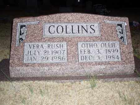COLLINS, OTHO OLLIE - Sharp County, Arkansas | OTHO OLLIE COLLINS - Arkansas Gravestone Photos