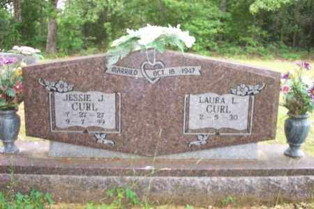 CURL, JESSIE J. - Sharp County, Arkansas | JESSIE J. CURL - Arkansas Gravestone Photos