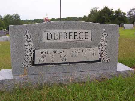DEFREECE, DOYLE - Sharp County, Arkansas | DOYLE DEFREECE - Arkansas Gravestone Photos