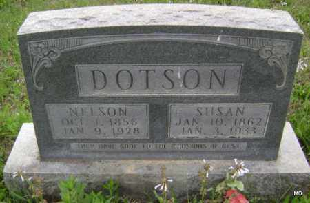 DOTSON, HENRY NELSON - Sharp County, Arkansas | HENRY NELSON DOTSON - Arkansas Gravestone Photos