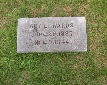 EDWARDS, GUY WASSON - Sharp County, Arkansas | GUY WASSON EDWARDS - Arkansas Gravestone Photos