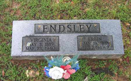 ENDSLEY, VIRGINIA - Sharp County, Arkansas | VIRGINIA ENDSLEY - Arkansas Gravestone Photos