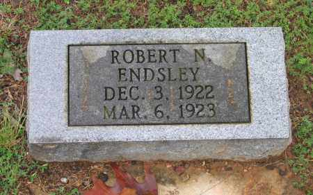 ENDSLEY, ROBERT N. - Sharp County, Arkansas | ROBERT N. ENDSLEY - Arkansas Gravestone Photos
