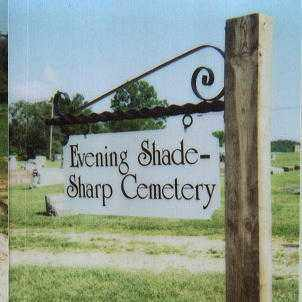 *EVENING SHADE-SHARP CEMETERY,  - Sharp County, Arkansas |  *EVENING SHADE-SHARP CEMETERY - Arkansas Gravestone Photos