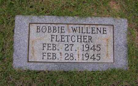 FLETCHER, BOBBIE - Sharp County, Arkansas | BOBBIE FLETCHER - Arkansas Gravestone Photos
