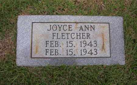 FLETCHER, JOYCE - Sharp County, Arkansas | JOYCE FLETCHER - Arkansas Gravestone Photos