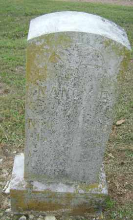 GAY, NANCY E - Sharp County, Arkansas | NANCY E GAY - Arkansas Gravestone Photos