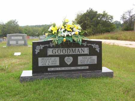 GOODMAN, PEGGY JEAN - Sharp County, Arkansas | PEGGY JEAN GOODMAN - Arkansas Gravestone Photos