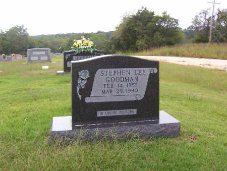 GOODMAN, STEPHEN - Sharp County, Arkansas | STEPHEN GOODMAN - Arkansas Gravestone Photos