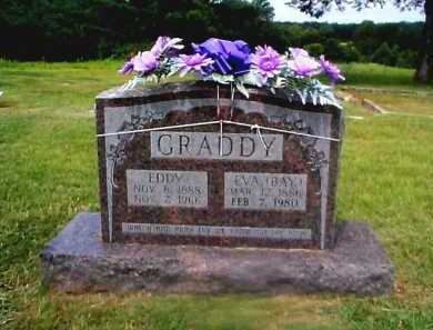GRADDY, EDDY - Sharp County, Arkansas | EDDY GRADDY - Arkansas Gravestone Photos