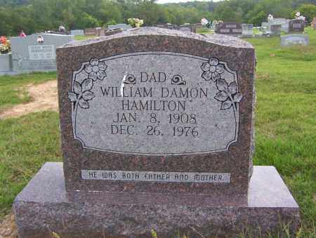 HAMILTON, WILLIAM - Sharp County, Arkansas | WILLIAM HAMILTON - Arkansas Gravestone Photos