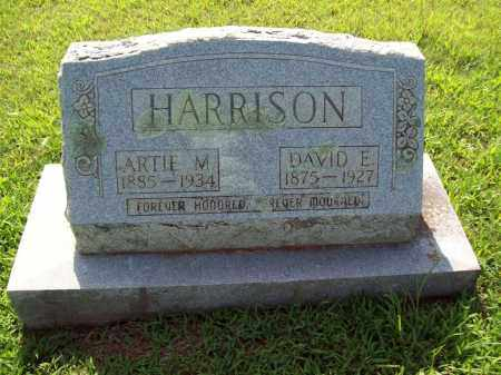 HARRISON, ARTIE M. - Sharp County, Arkansas | ARTIE M. HARRISON - Arkansas Gravestone Photos