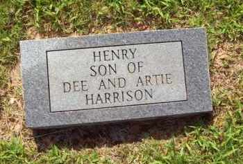 HARRISON, HENRY - Sharp County, Arkansas | HENRY HARRISON - Arkansas Gravestone Photos